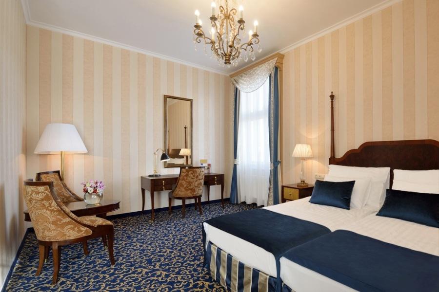 De Luxe dvojposteľová izba