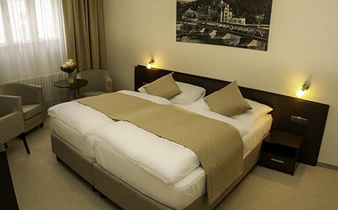 Komfort Dvojposteľová izba