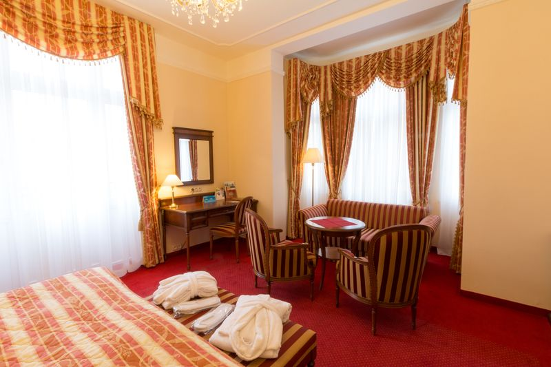 Junior Suite Hvězda
