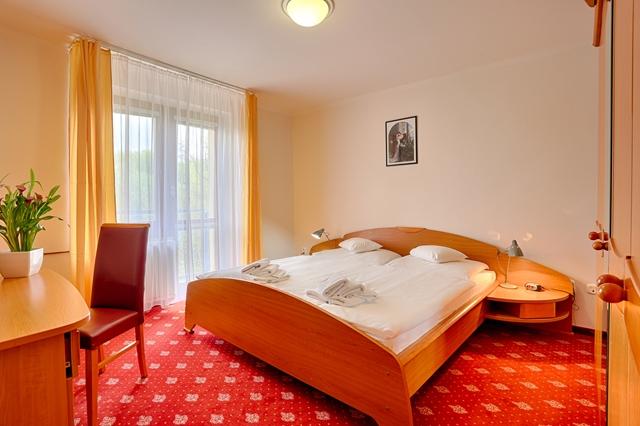 Standard Zweibettzimmer Morava