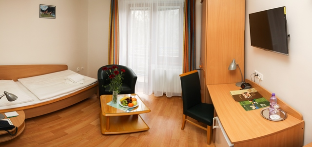 Standard Einbettzimmer Morava